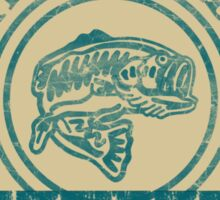 GEORGIA FISH FRY Sticker
