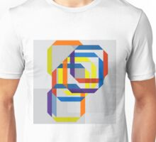 Abstract composition 232 Unisex T-Shirt