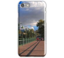 At Fish Creek iPhone Case/Skin