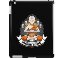 Spiritual Retreat iPad Case/Skin