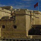 The Fortified City of Birgu, Malta by wiggyofipswich