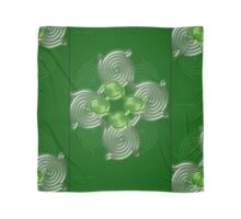 Green Abstract  pattern  3145 Views) Scarf