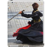 Dances with Swords iPad Case/Skin
