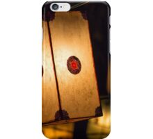 Lantern Festival iPhone Case/Skin
