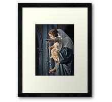 The Rosary Framed Print