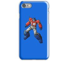 Transformers (Optimus Prime) iPhone Case/Skin