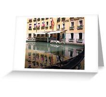 Hotel Cavalletto, Venice Greeting Card