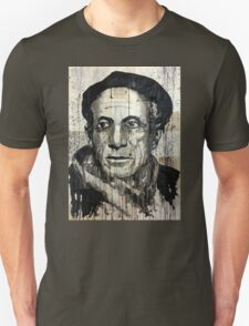 old book drawing famous people picasso bablo Unisex T-Shirt