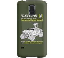 Warthog Service and Repair Manual Samsung Galaxy Case/Skin