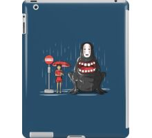 My Hungry Neighbor iPad Case/Skin