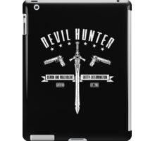 Devil Hunter iPad Case/Skin