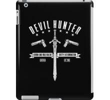 Devil Hunter iPad Case/Skin
