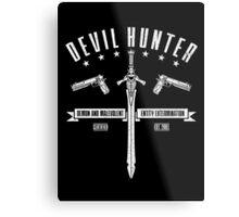 Devil Hunter Metal Print