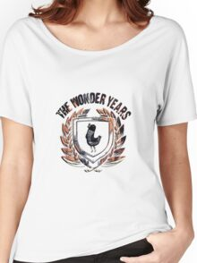 The Wonder Years Logo Women's Relaxed Fit T-Shirt