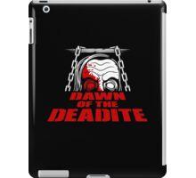 Dawn of the Deadite iPad Case/Skin