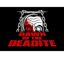 Dawn of the Deadite Photographic Print
