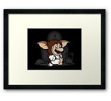 It's-a me, Gizmo! Framed Print