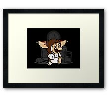 It's-a me, Gizmo! Framed Print