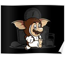 It's-a me, Gizmo! Poster