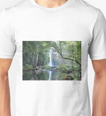 Wailua Falls Rocks Unisex T-Shirt