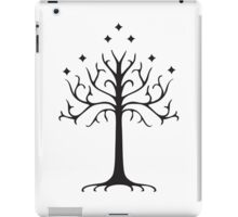 Tree of gondor, lord of the rings  iPad Case/Skin