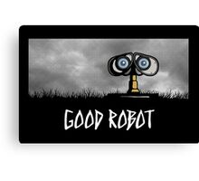Good Robot Canvas Print
