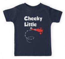 Cheeky Little Fokker Kids Tee