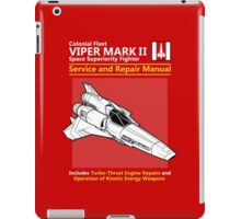 Viper Mark II Service and Repair Manual iPad Case/Skin