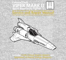 Viper Mark II Service and Repair Manual Kids Clothes