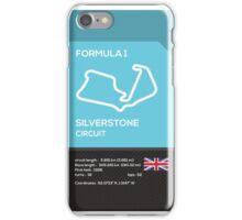 Silverstone circuit iPhone Case/Skin
