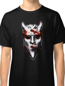 NAMELESS GHOUL - bloody oil paint Classic T-Shirt