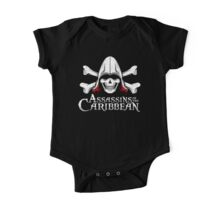 Assassins of the Caribbean One Piece - Short Sleeve
