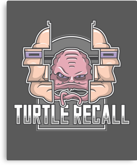 Turtle Recall by Adho1982