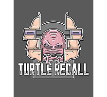 Turtle Recall Photographic Print