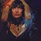 Downpour Portrait by Galen Valle