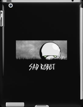 Sad Robot by Adho1982