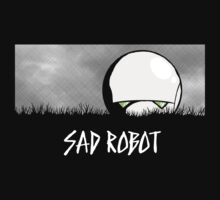 Sad Robot Kids Clothes