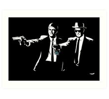 Say My Name One More Time Art Print