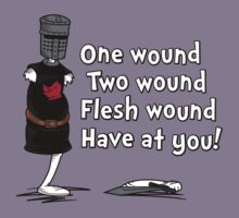 One Wound, Two Wound Kids Clothes