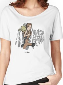 Master and Apprentice Women's Relaxed Fit T-Shirt