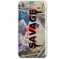 Savage  iPhone Case/Skin