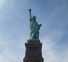 Lady Liberty - New York City, USA by waynebolton