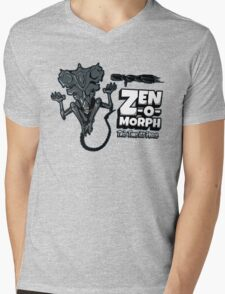 Zen-o-morph Mens V-Neck T-Shirt