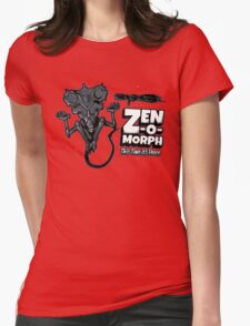 Zen-o-morph Womens Fitted T-Shirt