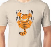 garfield spedy wall Unisex T-Shirt