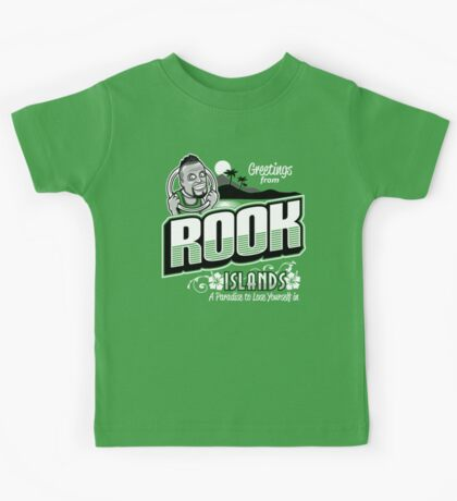 Greetings from Rook Islands Kids Clothes