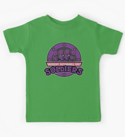 Obedient and Expendable Kids Clothes