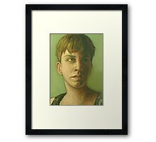 Clara #11 Framed Print