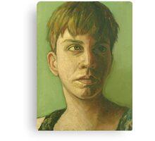 Clara #11 Canvas Print