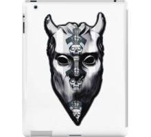 NAMELESS GHOUL - papa ii overlay iPad Case/Skin